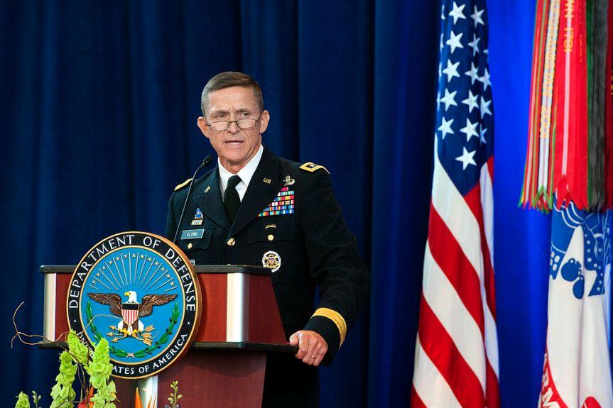 General Michael Flynn speech