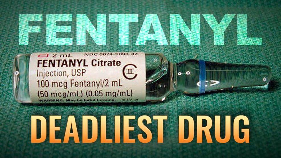 Drug danger fentanyl