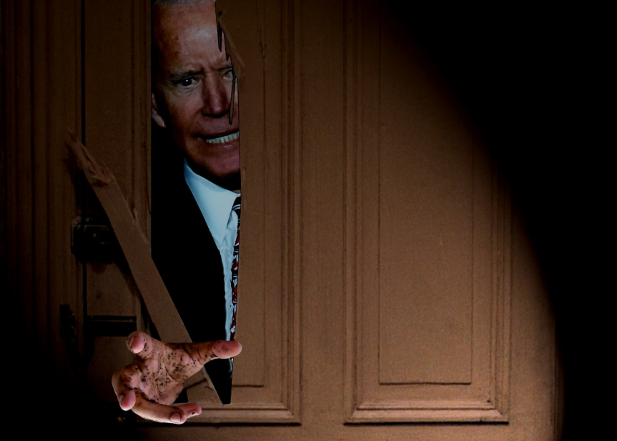 Joe Biden supports killing babies in abortion up to birth