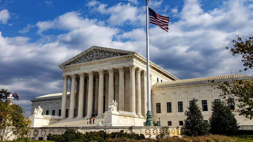 Supreme Court of the United States of America