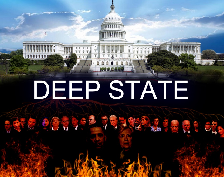 The Deep State against the President Donald Trump