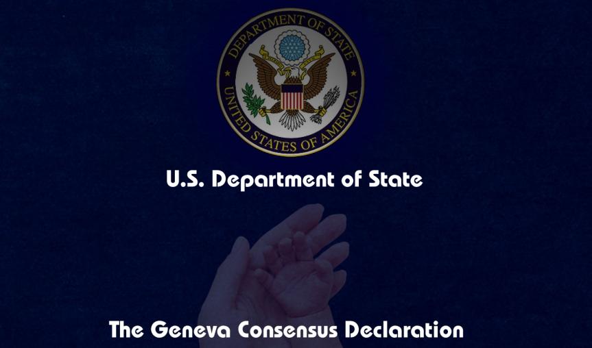 Geneva Consensus Declaration