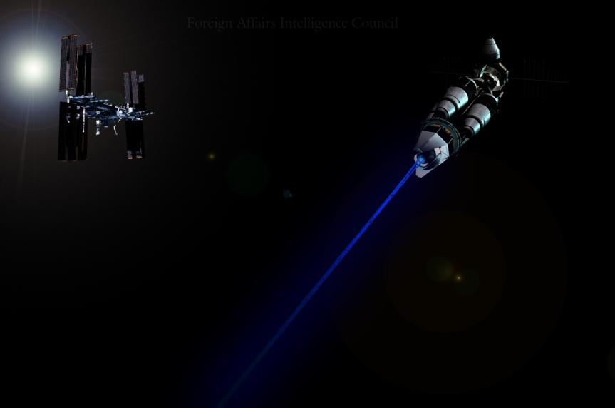 Orbital weapons platforms