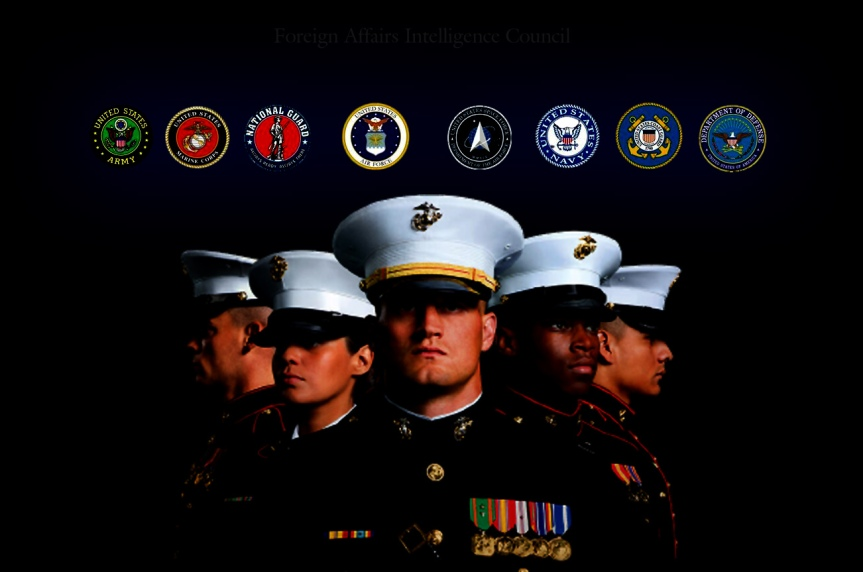 United States of America Military Forces