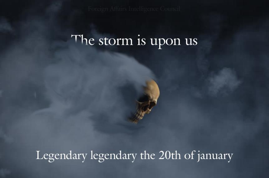 legendary legendary the 20th of january