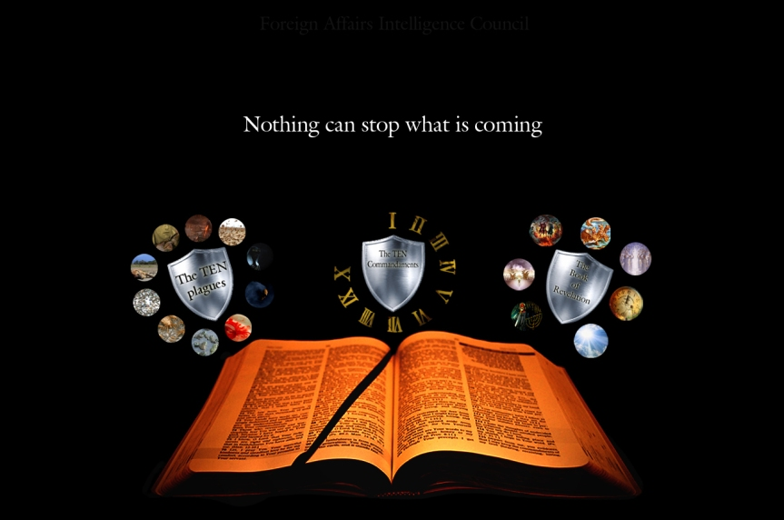 Nothing can stop what is coming
