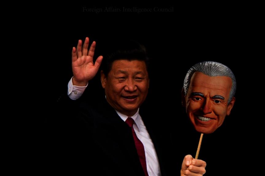 President Pi-den in the 2020 Election