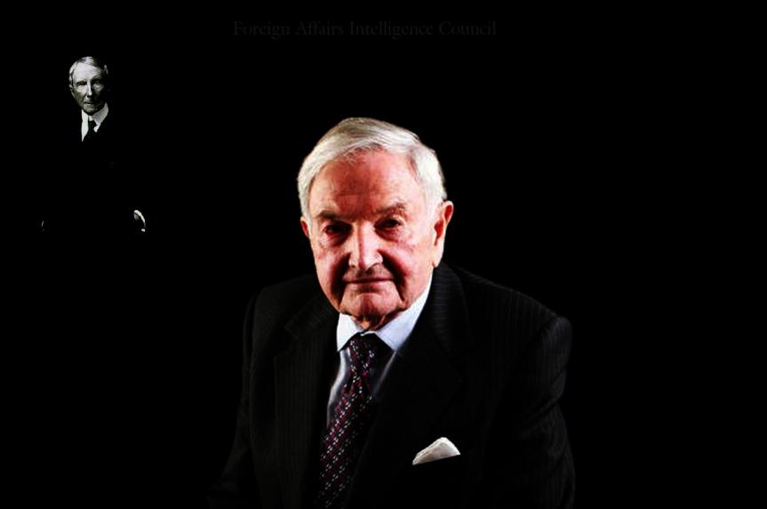 Rockefeller Foundation Private Shareholders