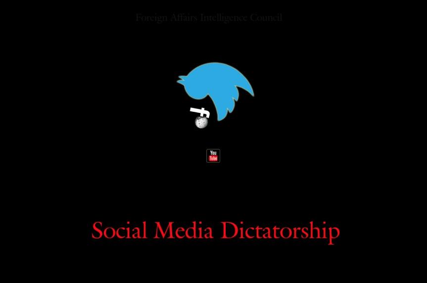 Social Media Dictatorship