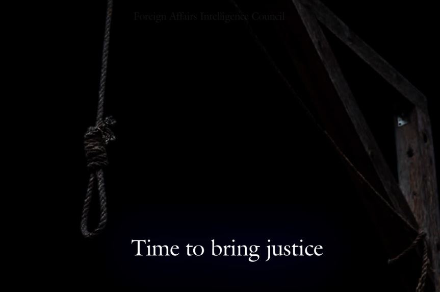 Time to bring justice