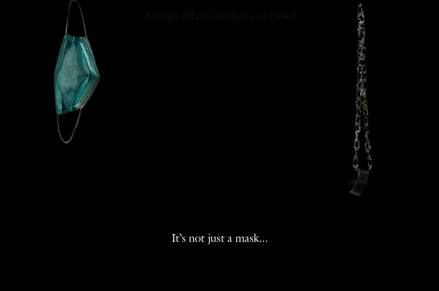 It is not just a mask