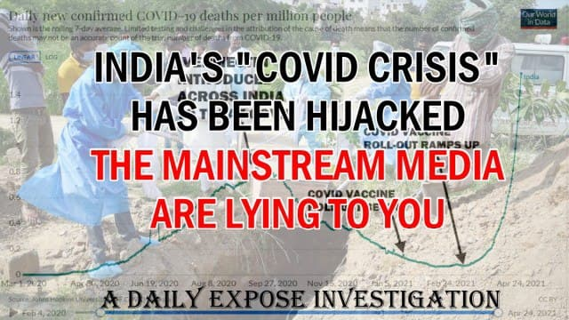 The Mainstream Media are lying to you